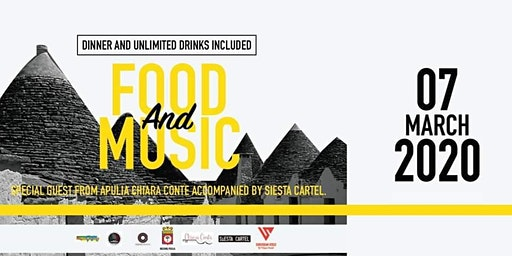 FOOD & MUSIC by PUGLIA