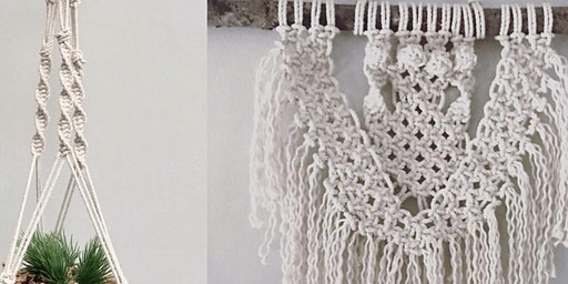 Macrame Workshop- your pick