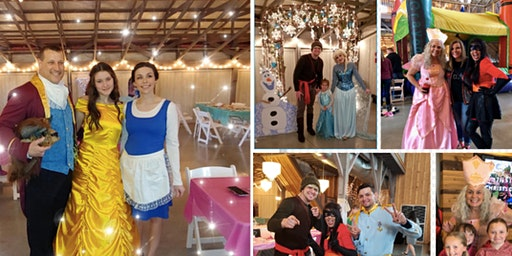 Princess and Super Hero Party to Support Hope House