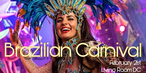 Brazilian Carnival at Living Room DC
