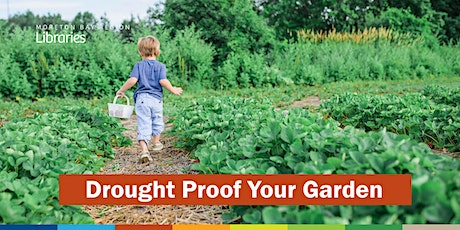 CANCELLED: Drought Proof Your Garden - Redcliffe Library tickets