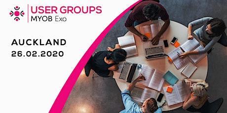 MYOB Advanced User Group | Auckland tickets