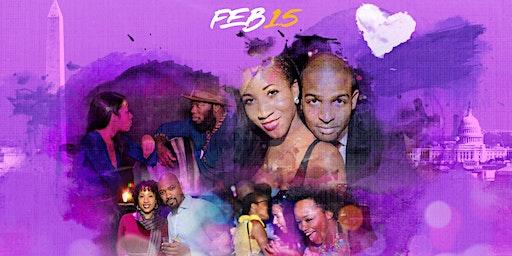 DC Afro-Valentine Mixer - Black Singles Kizomba & R&B Mixer + Speed Dating