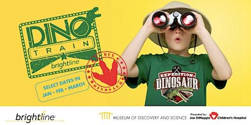 Dino Train by Brightline
