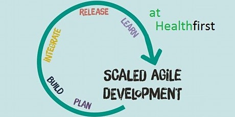 Agile at Healthfirst tickets