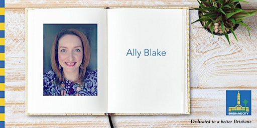 Ally Blake and the Romance Book Club - Garden City Library