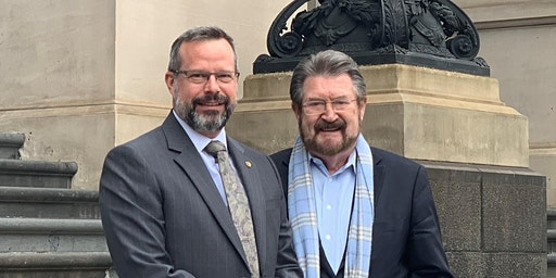 """Politics in the Pub"" with Derryn Hinch and Stuart Grimley MP"