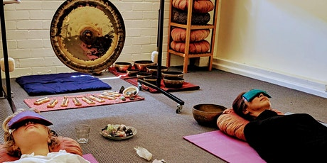 Nada (Sound) Yoga and Meditation tickets