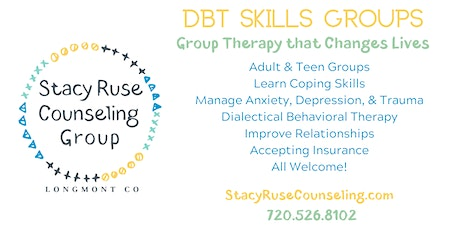 Online DBT Skills Group - Adults tickets