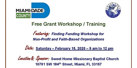 Sweet Home Grant Writing Workshop - Finding Funding tickets