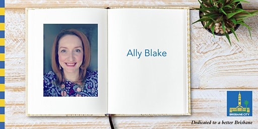 Ally Blake and the Romance Book Club - Chermside Library