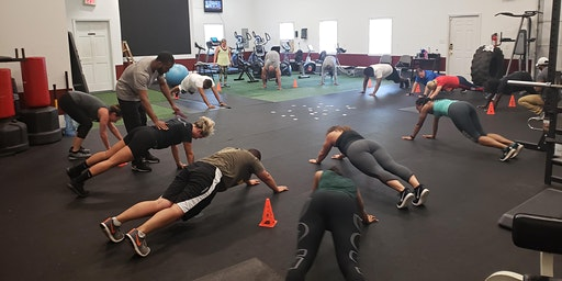 Free Fitness Class Sewell, NJ