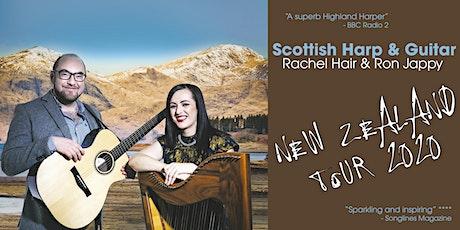 Scottish Harp - Rachel Hair & Ron Jappy tickets