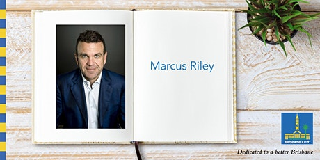 Meet Marcus Riley - Carindale Library tickets