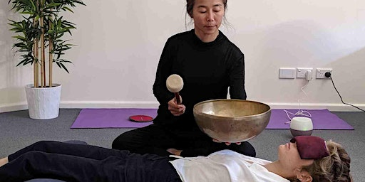 Relax within Reiki, Sound and Viber Session