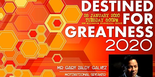 Destined for greatness 2020 @ BIZPRO Seminar