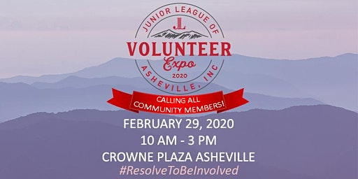 Junior League of Asheville Volunteer Expo