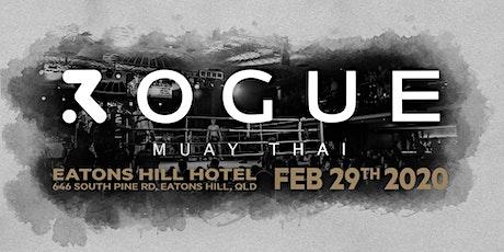 ROGUE MUAY THAI - THE BEGINNING tickets