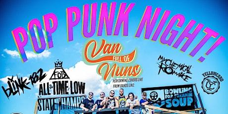 Pop Punk Night! feat. Van Full Of Nuns tickets