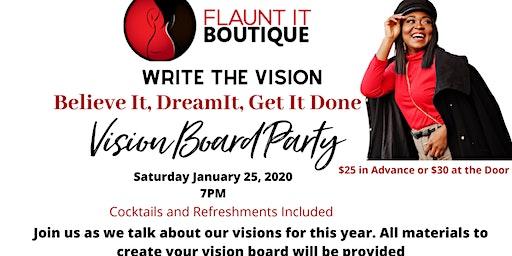 Flaunt It Boutique's Vision Party