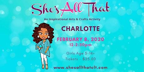 2020 Girl's Power List - Charlotte tickets