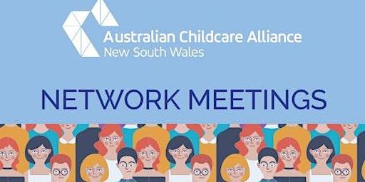 Network Meeting - Blacktown 03/08/20
