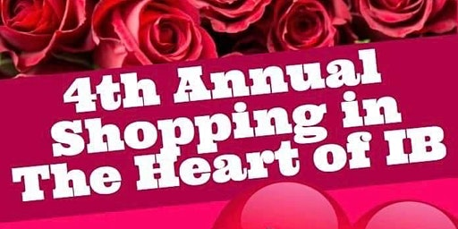 4th Annual Shopping in the Heart of IB