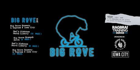 The Big Rove 2 tickets
