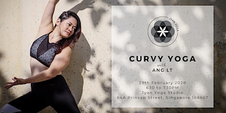Curvy Ladies Yoga tickets