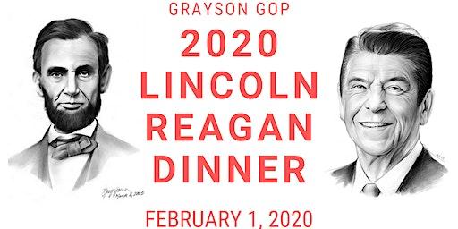 2020 Lincoln Reagan Dinner