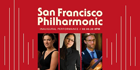 San Francisco Philharmonic Inaugural Performance tickets