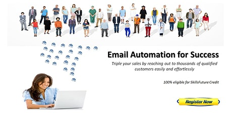 Email Automation for Success 2020 PREVIEW tickets