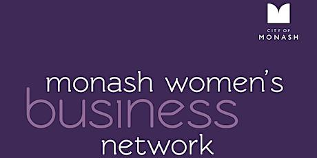 Monash Women's Business Network International Women's Day Lunch - Celebrating Women in The Australian SPACE industry tickets