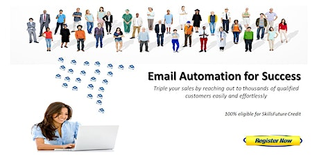 Email Automation for Success 2020 Training tickets