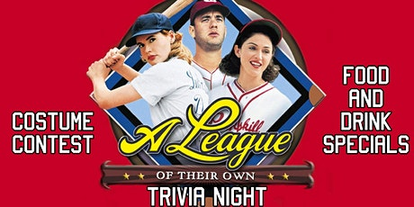 A League of Their Own Trivia Event! tickets