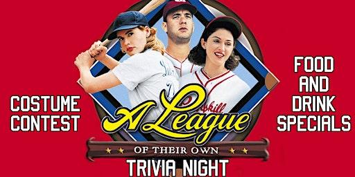 A League of Their Own Trivia Event!