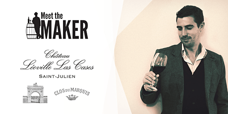 Meet The Maker Dinner: Florent Genty Leoville, Las Cases // 4 March 2020 tickets