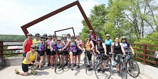 Pigtails Ride lV at The Prairie Trail