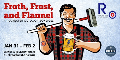 2020 Rochester Outdoor Bonspiel: Froth, Frost, and Flannel tickets