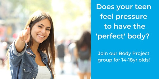 The Body Project Australia: positive body image for 14-18yr olds
