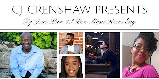 CJ Crenshaw Live Music Recording