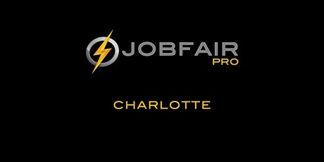 Charlotte Job Fair February 6th at the Hilton Charlotte University tickets