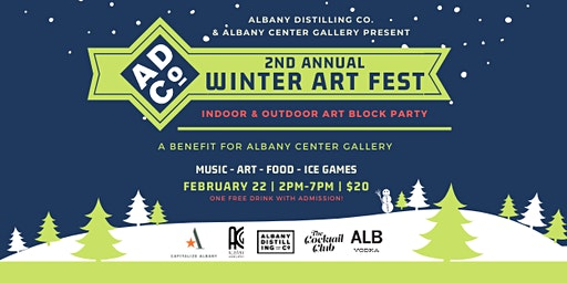 2nd Annual ADCo Winter Art Fest