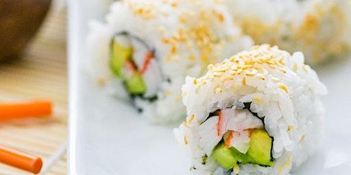 Sushi Cooking Class