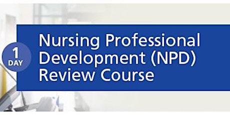 Nursing Professional Development Review Course tickets