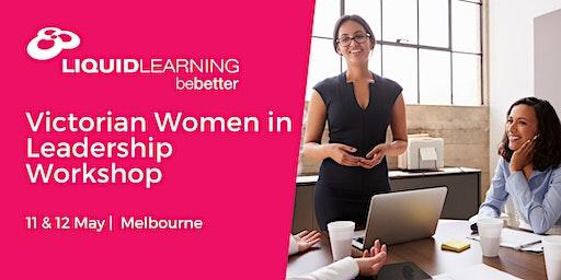 Victorian Women in Leadership Workshop