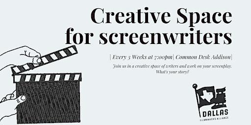 Creative Space for Screenwriters