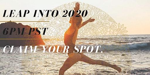 Alpharetta Energize Intentions for 2020