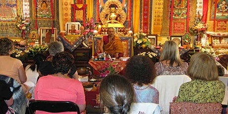 Medicine Buddha Retreat tickets