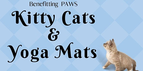 Kitty Cats and Yoga Mats tickets